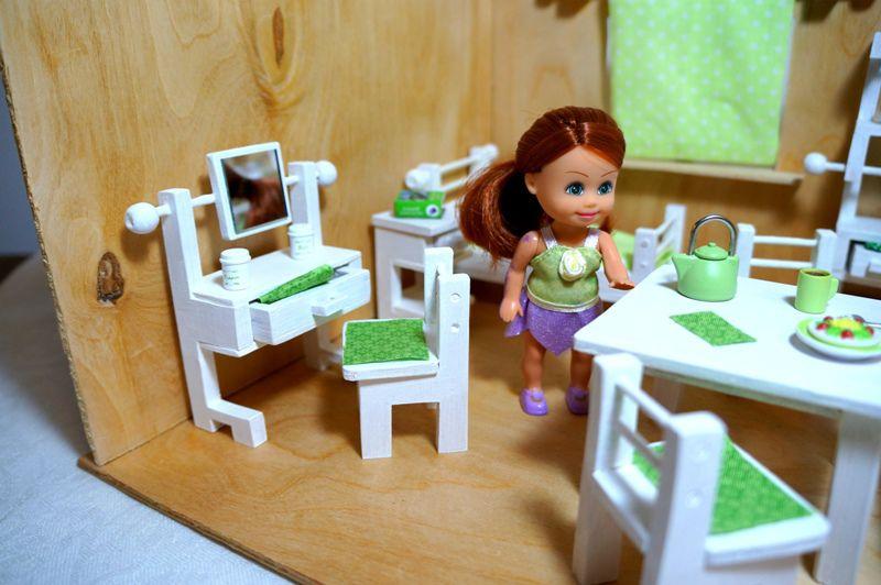 новинка, кукольный дом