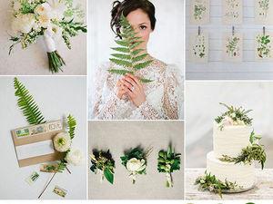 Свадьба в стиле Botanic или праздник в гармонии с природой. Ярмарка Мастеров - ручная работа, handmade.