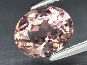 Розовый турмалин 1,81Ct(Видео). Ярмарка Мастеров - ручная работа, handmade.