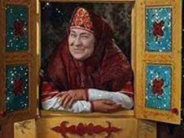 Сказы бабушки Авдотьи. Сказка о Рукодельнице и Ленивице | Ярмарка Мастеров - ручная работа, handmade