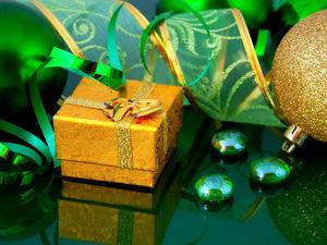 Рождественский подарок. Ярмарка Мастеров - ручная работа, handmade.