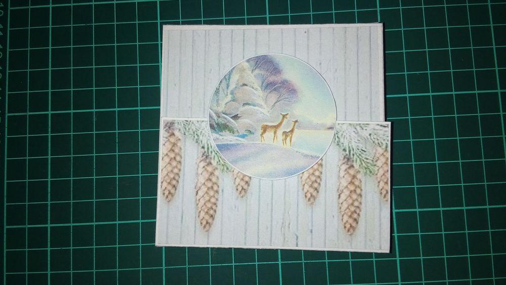 открытка, упаковка