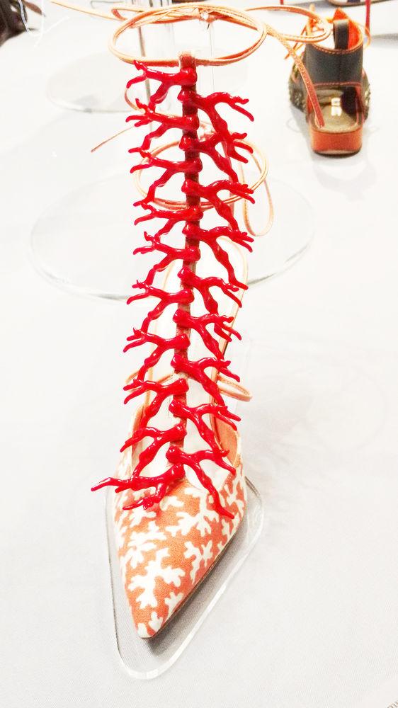 модный дизайнер обуви