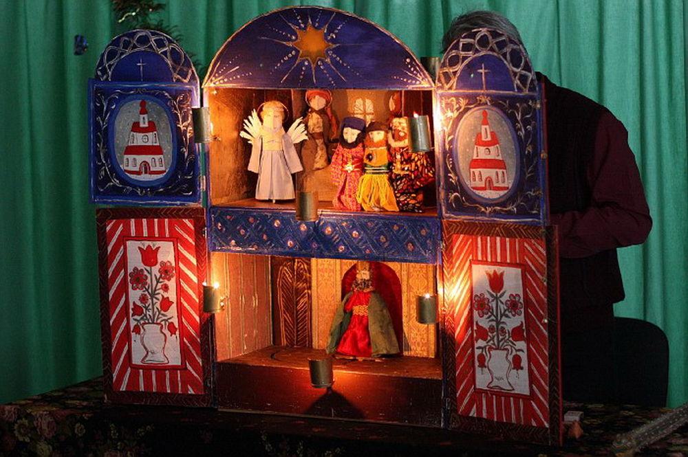 Рождественский вертеп. Древняя традиция, делающая Рождество незабываемым