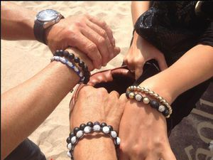 Мужские браслеты на грани стиля унисекс. Ярмарка Мастеров - ручная работа, handmade.