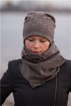 шапка войлочная, шапка зимняя