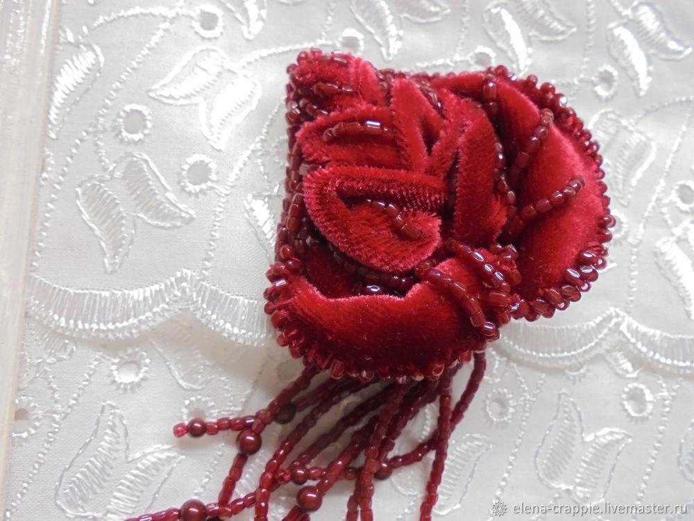rose velvet
