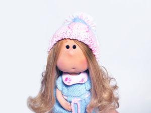 Познакомлю вас с новыми  куклами-харизмиками. Ярмарка Мастеров - ручная работа, handmade.