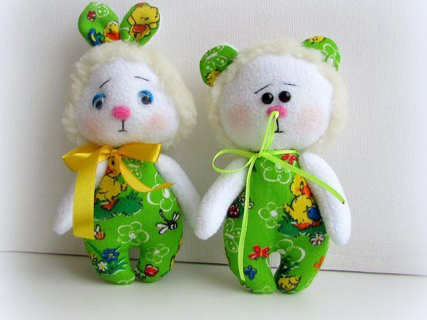 Зайки и мишки малышки. | Ярмарка Мастеров - ручная работа, handmade