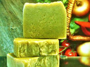 Травяное мыло - последние кусочки со скидкой 30%   Ярмарка Мастеров - ручная работа, handmade