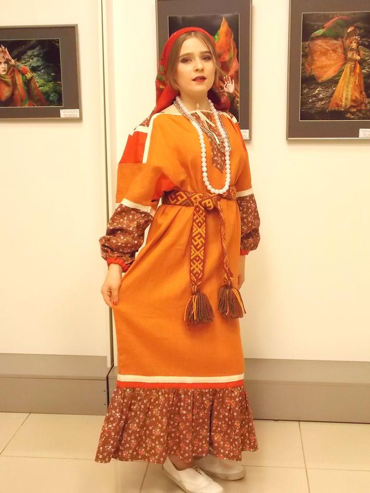 русские традиции, показ