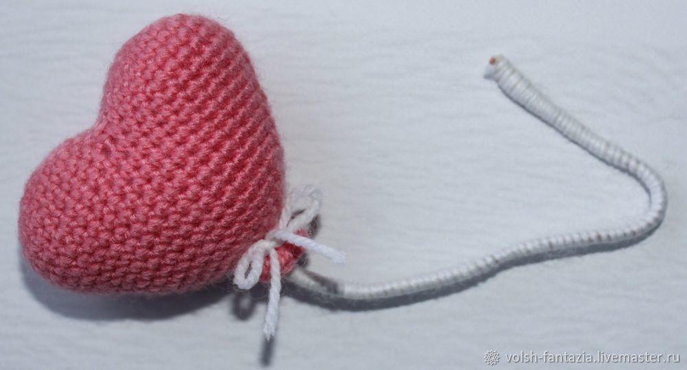 сердечко для игрушки