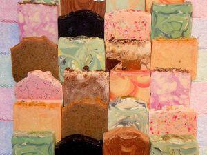 Серия Аптекарский огород: полезное мыло с нуля. Ярмарка Мастеров - ручная работа, handmade.