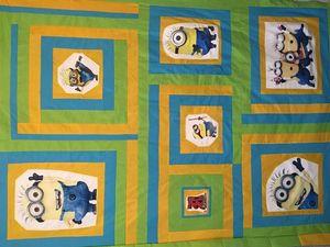 Новое одеяло. Ярмарка Мастеров - ручная работа, handmade.