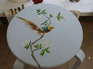 Курс «Роспись мебели» по выходным | Ярмарка Мастеров - ручная работа, handmade