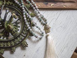 Как Выбрать Малу И Мала-браслет   Ярмарка Мастеров - ручная работа, handmade