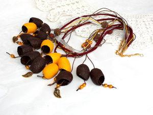 Скидки на изделия из шелковых коконов и броши!!!. Ярмарка Мастеров - ручная работа, handmade.