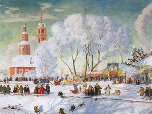 Масленица. История праздника и традиции. Ярмарка Мастеров - ручная работа, handmade.