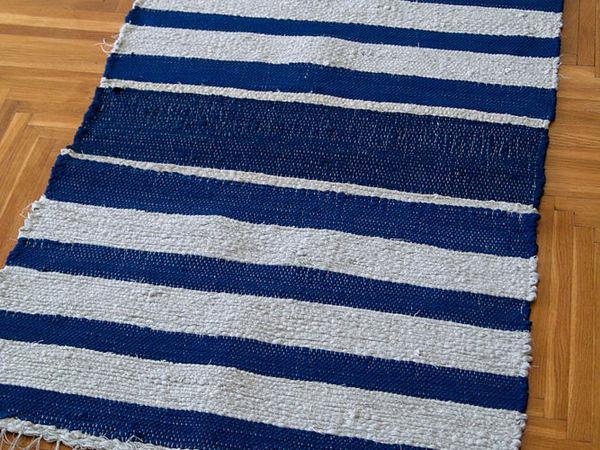 Новые домотканые коврики в магазине | Ярмарка Мастеров - ручная работа, handmade