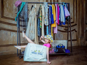 Скидки 50% на винтажную одежду и 30% на аксессуары до 25 06. Ярмарка Мастеров - ручная работа, handmade.