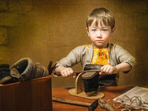 Обувно-валяный  флешмоб | Ярмарка Мастеров - ручная работа, handmade