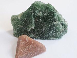 Видео: авантюбрин зеленый, большой коллекционный камень. Ярмарка Мастеров - ручная работа, handmade.