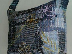 Женщина без сумки, что птица без крыла. Ярмарка Мастеров - ручная работа, handmade.