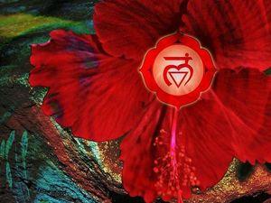 Чакра Муладхара — точка опоры. Ярмарка Мастеров - ручная работа, handmade.