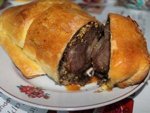 """Мясо по """"Веллингинстонски"""". Ярмарка Мастеров - ручная работа, handmade."""