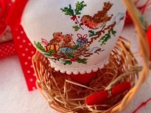 Результаты розыгрыша Зимнего сердечка!. Ярмарка Мастеров - ручная работа, handmade.