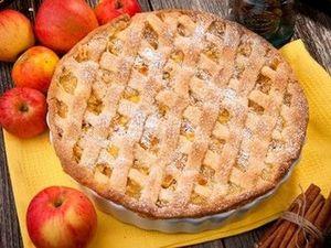 Очень Простой Яблочный Пирог. Ярмарка Мастеров - ручная работа, handmade.