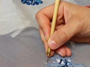 Искусство люневильской вышивки голландской вышивальщицы Marjolein van der Heide. Ярмарка Мастеров - ручная работа, handmade.