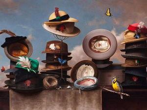 Французские шляпки для красивой осени!. Ярмарка Мастеров - ручная работа, handmade.