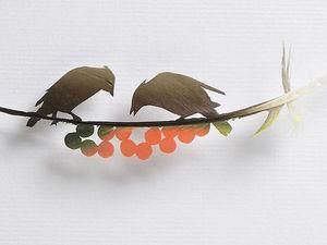 Chris Maynard и его воздушные картины из птичьих перьев. Ярмарка Мастеров - ручная работа, handmade.