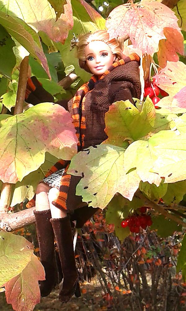 пальто для куклы