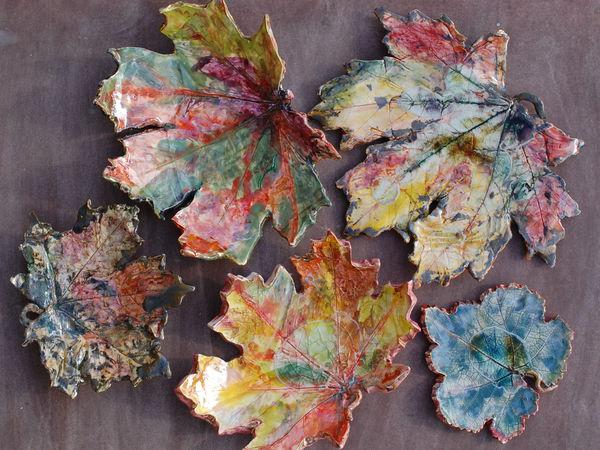 Осенний листопад.Здравствуй Осень.   Ярмарка Мастеров - ручная работа, handmade