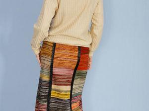 Аукцион на вязаную юбочку .Старт 2000 руб!. Ярмарка Мастеров - ручная работа, handmade.