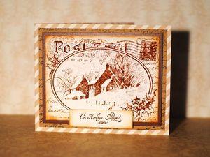 3 открытки ручной работы по цене 2. Ярмарка Мастеров - ручная работа, handmade.