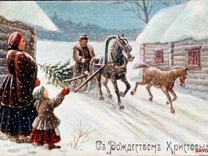 Я желаю в Рождество Встретить чудо, волшебство. Счастье пусть придет в твой дом, Чтоб навек остаться в нём.. Ярмарка Мастеров - ручная работа, handmade.