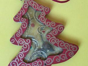 Предновогодний календарь блога. 16 декабря. Хотеть не вредно! Часть VII Новогодня!. Ярмарка Мастеров - ручная работа, handmade.