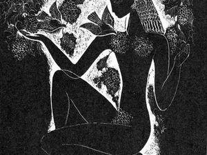Библейская эротика в гравюрах. Песня песней. Ярмарка Мастеров - ручная работа, handmade.