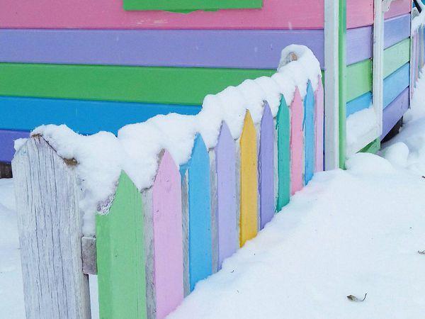 Зимняя сказка | Ярмарка Мастеров - ручная работа, handmade