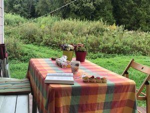 Про наше утро, чай, пироженку и новую прихожую. Ярмарка Мастеров - ручная работа, handmade.