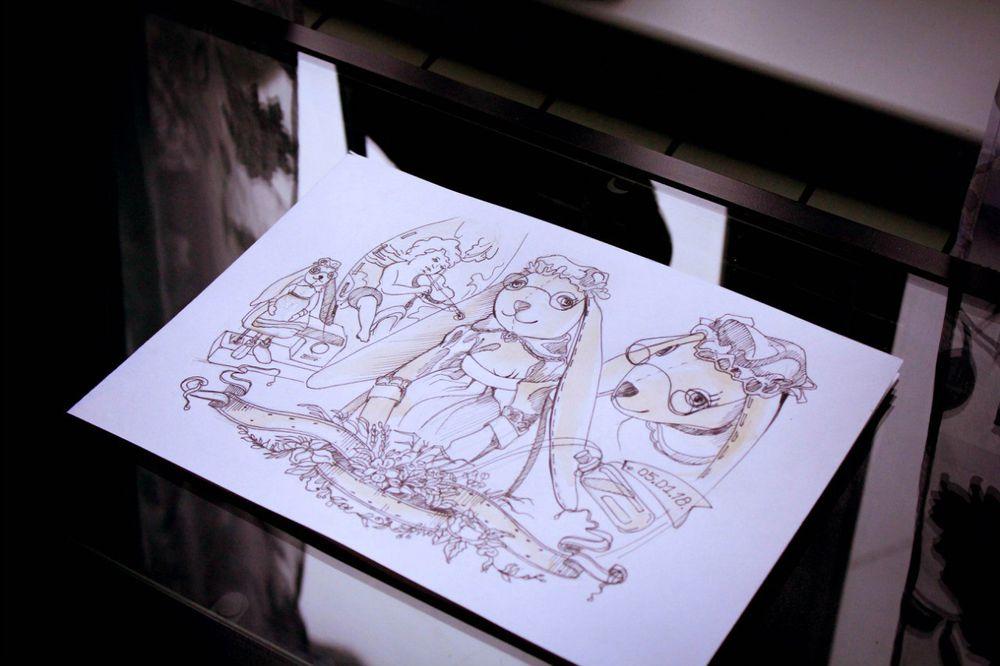 sketchbook, скетчбук