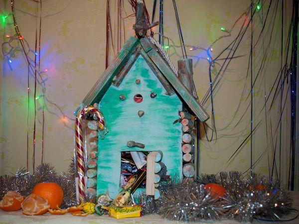 Конфетами пахнет детство и Новый Год | Ярмарка Мастеров - ручная работа, handmade