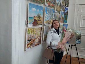 Вторая выставка картин. Ярмарка Мастеров - ручная работа, handmade.