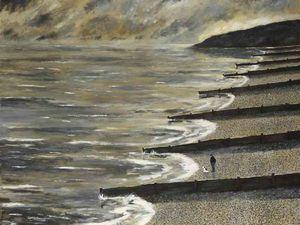 Душевные картины британского художника Gary Bunt. Ярмарка Мастеров - ручная работа, handmade.