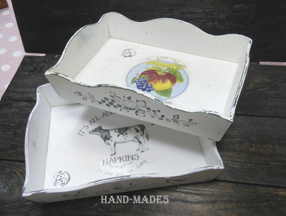 подарок своими руками, декупаж ручной работы