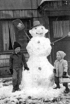 мороз, досуг с ребенком