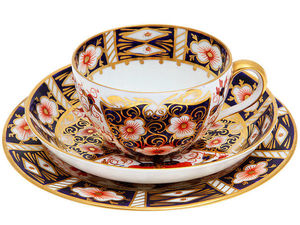 Five-o-Clock, or Something about English porcelain. Part 2 — Royal Crown Derby. Livemaster - handmade